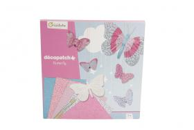 42716 Avenue Mandarine Butterfly Craft Kit (closed)