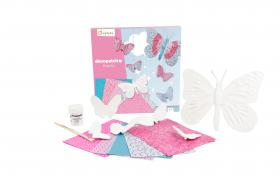 "42716 Decopatch Craft Kit ""Butterfly"""