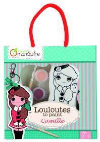 "Key Chain Craft Kits ""Camille"""