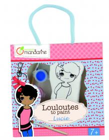 "Key Chain Craft Kits ""Lucie"" closed"