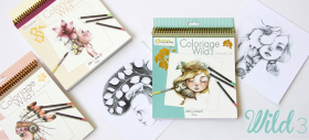 GY065 AVM Collector's Coloring Book Wild - Ambiance