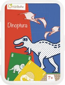 CO107 Avenue Mandarine Card Game Dinoptura