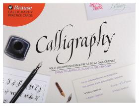194B Brause Introduction to Calligraphy Lettering