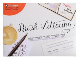 197B Brause Brush Lettering Book