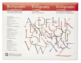 B194 Brause Introduction to Calligraphy Lettering