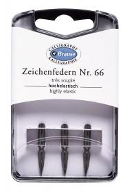 B300066 - Brause Extra fine point Calligraphy Nibs