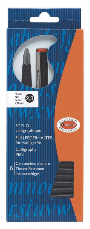 B974/11 Brause Refillable Calligraphy Pen