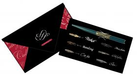 "H254/00 Brause ""Belle Epoque"" Calligraphy Gift Set"