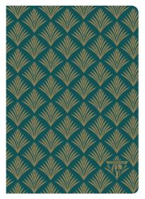 192436 Clairefontaine Neo Deco Notebook - Vegetal