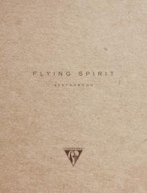 930023 / 930022 Clairefontaine Flying Spirit - Brown