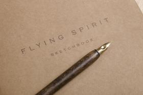 Clairefontaine Flying Spirit Sketchbooks and Pads - Ambiance