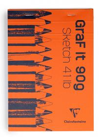 99621 Clairefontaine GraF it Sketch Pad
