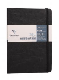 "793421 Clairefontaine ""My Essential"" - Black"