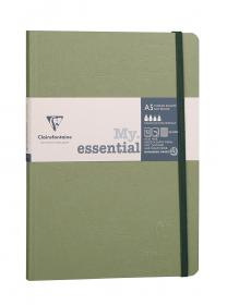 "793423 Clairefontaine ""My Essential"" - Green"