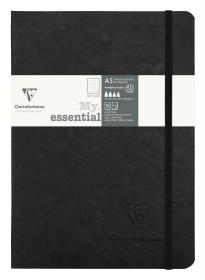 "793431 Clairefontaine ""My Essential"" - Black/Dots"