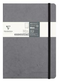 "793435 Clairefontaine ""My Essential"" - Grey/Dots"
