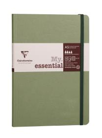 793463 A5 My Essential Ruled - Green