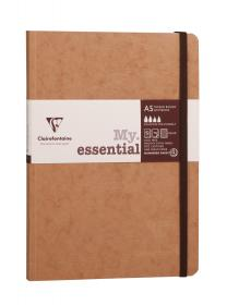 79346 A5 My Essential Ruled - Tan