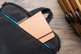 "Paginated Notebook ""My Essential"" - Ambiance"