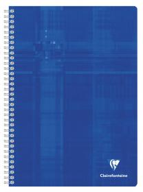 681651 Clairefontaine Wirebound Notebook - Ruled