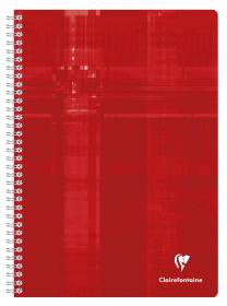 681652 Clairefontaine Wirebound Notebook - Ruled