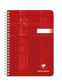 685462 Clairefontaine Wirebound Notebook - Ruled
