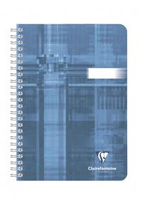 685463 Clairefontaine Wirebound Notebook - Ruled