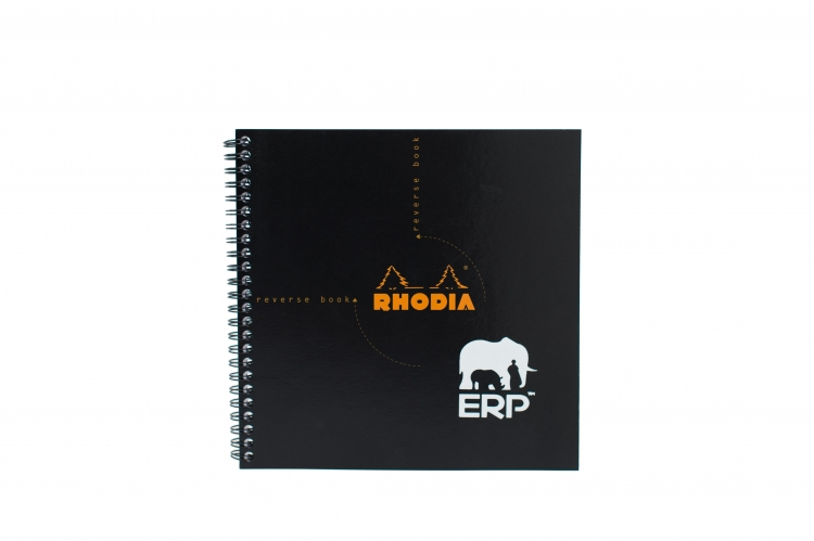 Rhodia Reverse Book Custom Imprinting 2