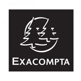 exacompta logo black