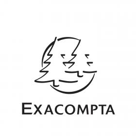 exacompta logo white
