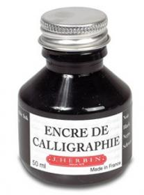 H114/09 Herbin Calligraphy Ink Black