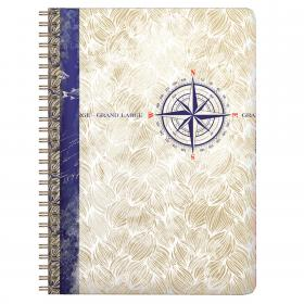 Maritime Wirebound Notebook