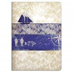 Maritime Staplebound Notebook