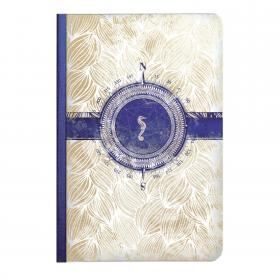 Maritime Clothbound Notebook