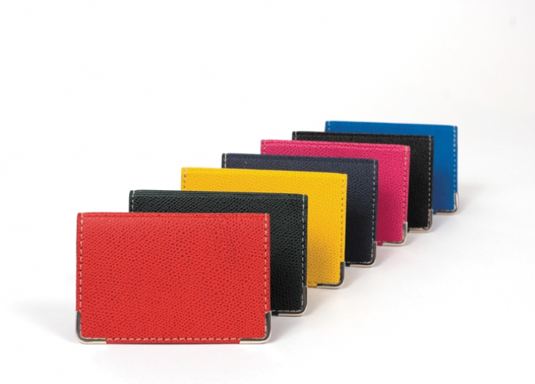 1321 Quo Vadis Business Card Holders