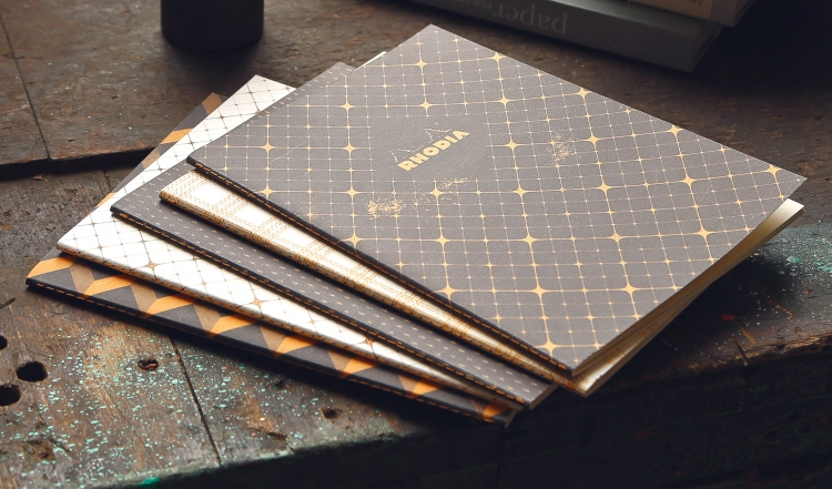Rhodia Heritage Collection Sewn Spine - Ambiance #3