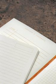 Rhodia Heritage Collection - Opened