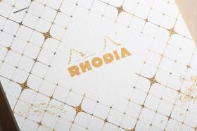 Rhodia Heritage Collection - Checkered