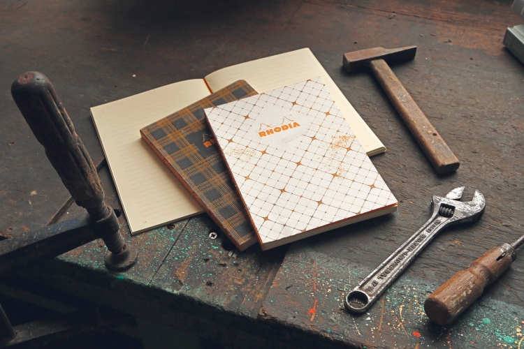 Rhodia Heritage Collection - Ambiance #2