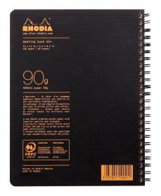 119941 Rhodia Rhodiactive Meeting Book (Back)
