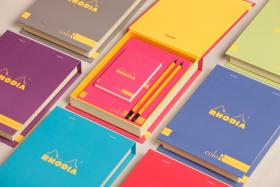 Rhodia ColoR Premium Treasure Box - Ambiance