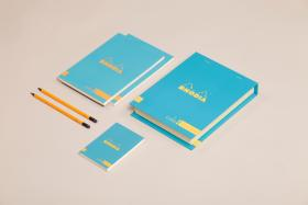 92967 Rhodia ColoR Premium Treasure Box - Turquoise