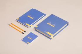 92968 Rhodia ColoR Premium Treasure Box - Sapphire