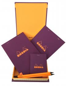 92970 Rhodia ColoR Treasure Box - Violet