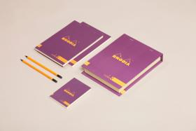 92970 Rhodia ColoR Premium Treasure Box - Violet