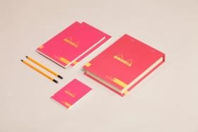 92972 Rhodia ColoR Premium Treasure Box - Raspberry