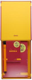 92973 Rhodia ColoR Treasure Box - Poppy