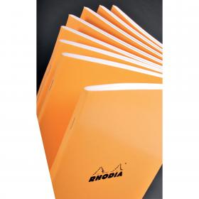 Rhodia side stapled group