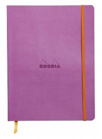 1175/11 - 1175/61 Rhodiarama Softcover Notebooks - Lilac