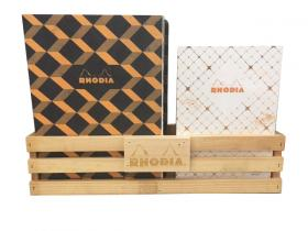 117101 Rhodia Heritage Collection Display